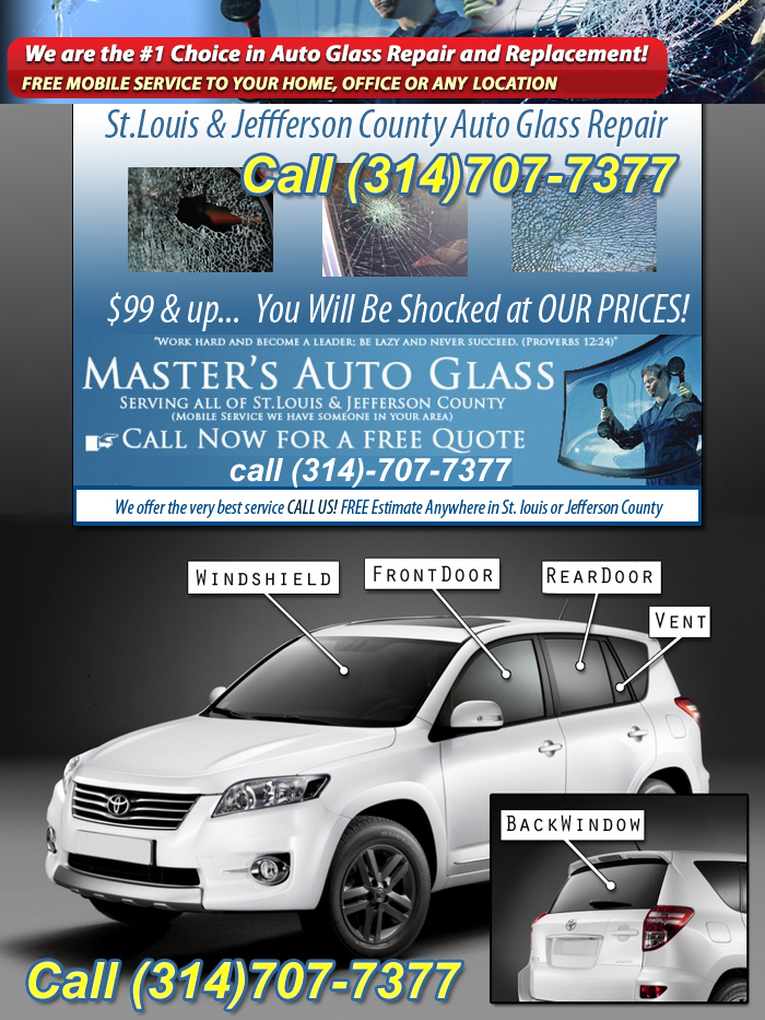 Auto Glass Repair St. Louis